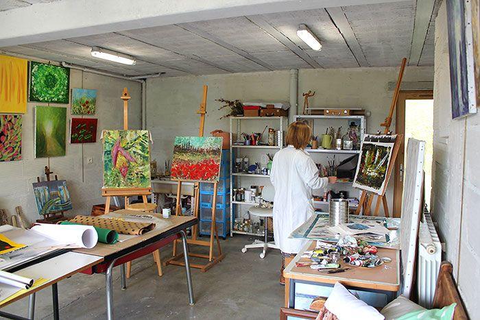 La chouette parenth se atelier dessin peinture for Atelier de decoration